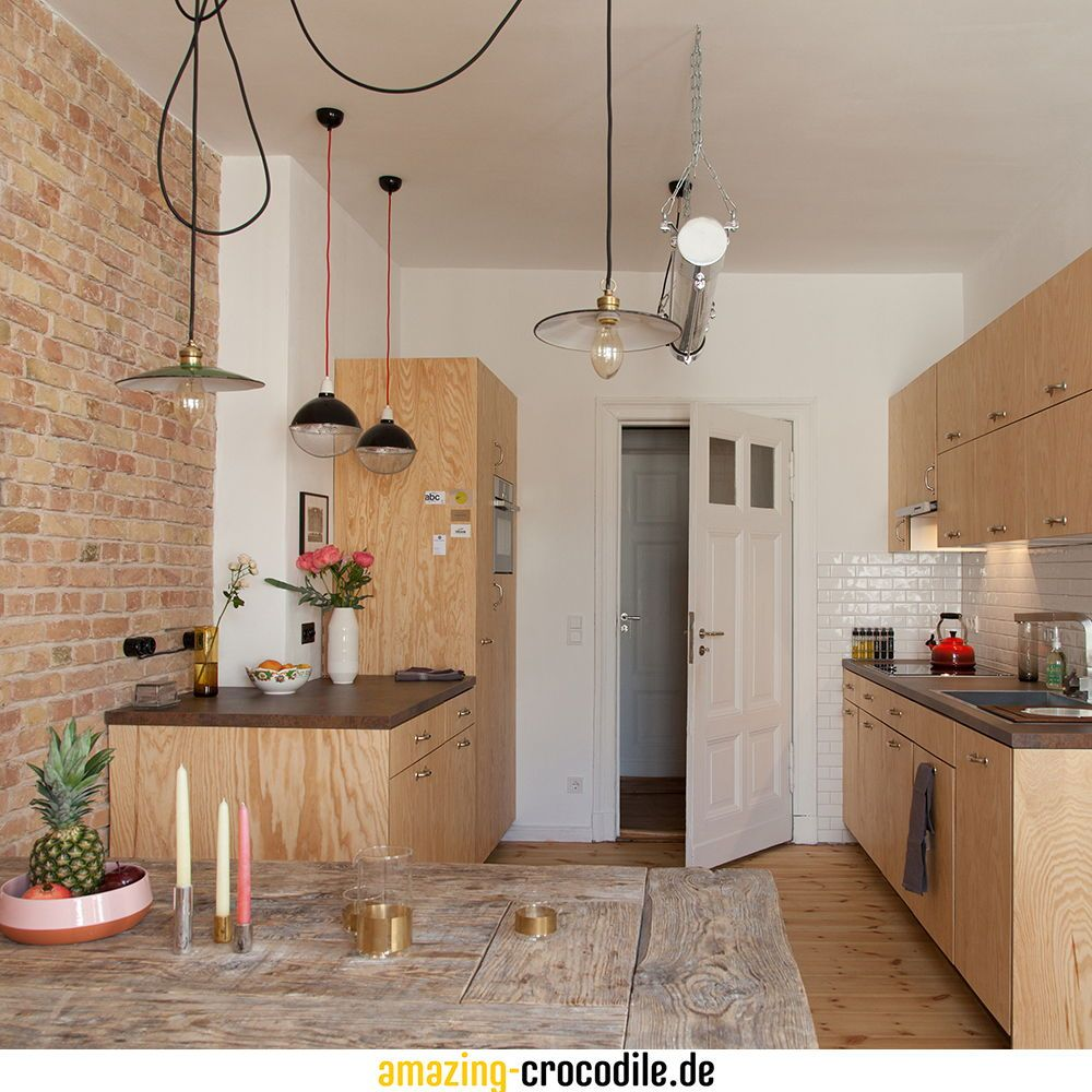 Jana Kubischik Interior Design Einrichtungsideen, Küche