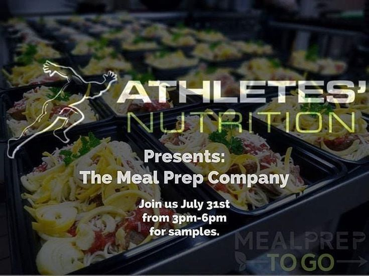 Join us this Wednesday July 31st from 3pm to 6pm for delicious samples from @themealprepco here at F...