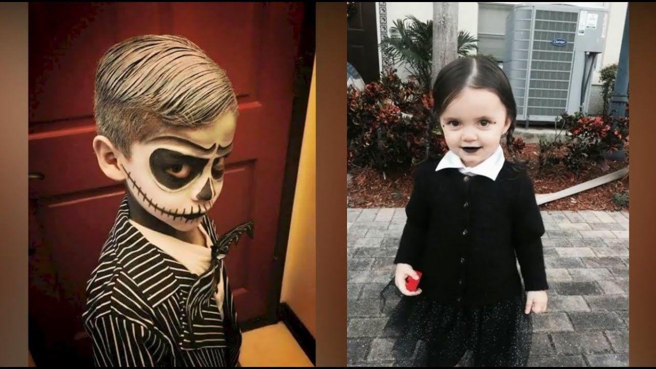 رسم على الوجه للأطفال لحفلات الهالوين Easy Halloween Face Paint Ideas For Kids 2019 Copyright Music Youtube Music