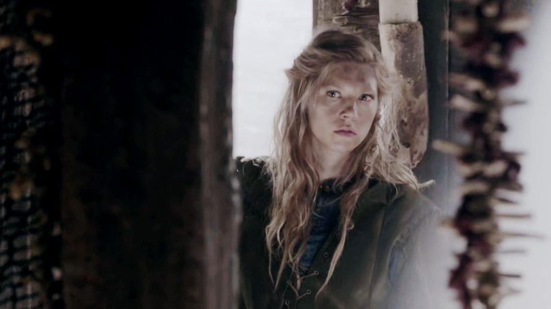 vikings caps Grandma Lagertha arrives.
