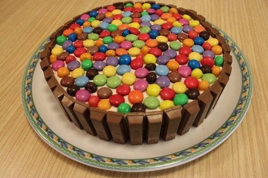 Детский торт рецепт в домашних условиях на день рождения