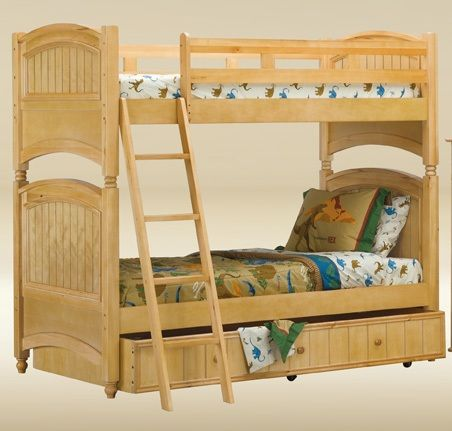 Girls Beds Under 500 White Kids Girls Solid Wood Twin Twin Trundle Bunk Bed 4 Color Option Twin Bunk Beds Bunk Bed With Trundle Bunk Beds
