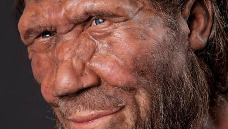 The Big Noses Of Neanderthals Allowed For Effective Breathing Of Air Big Noses London Museums Neanderthal