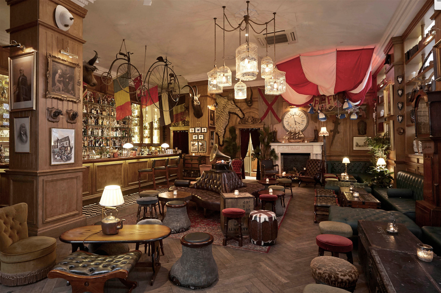 Mr Fogg's (London, UK) - d_raw