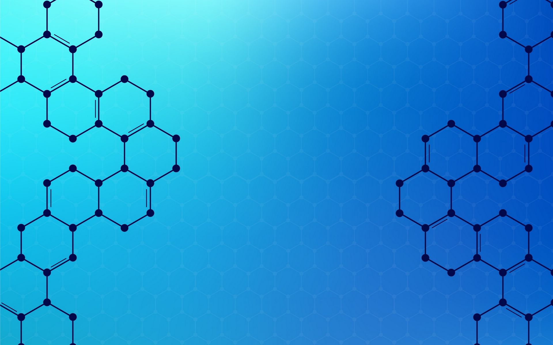 Download Wallpaper 1920x1200 Hexagons Shape Connections