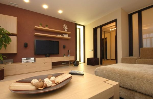 Wall Colors for Living Room TV Living Room Wall Colors - welche farbe für wohnzimmer