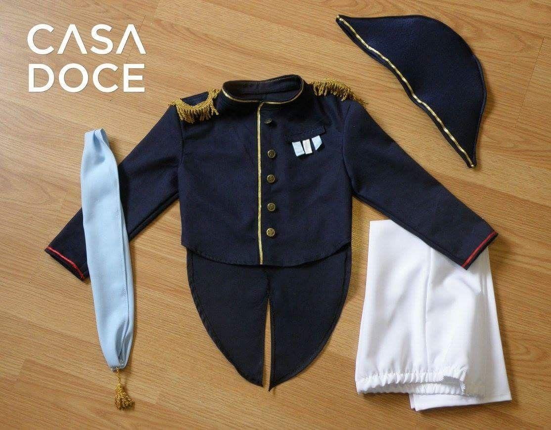 56ba462a5 Nuestro disfraz de San Martin, 100% artesanal, hecho a medida para ...