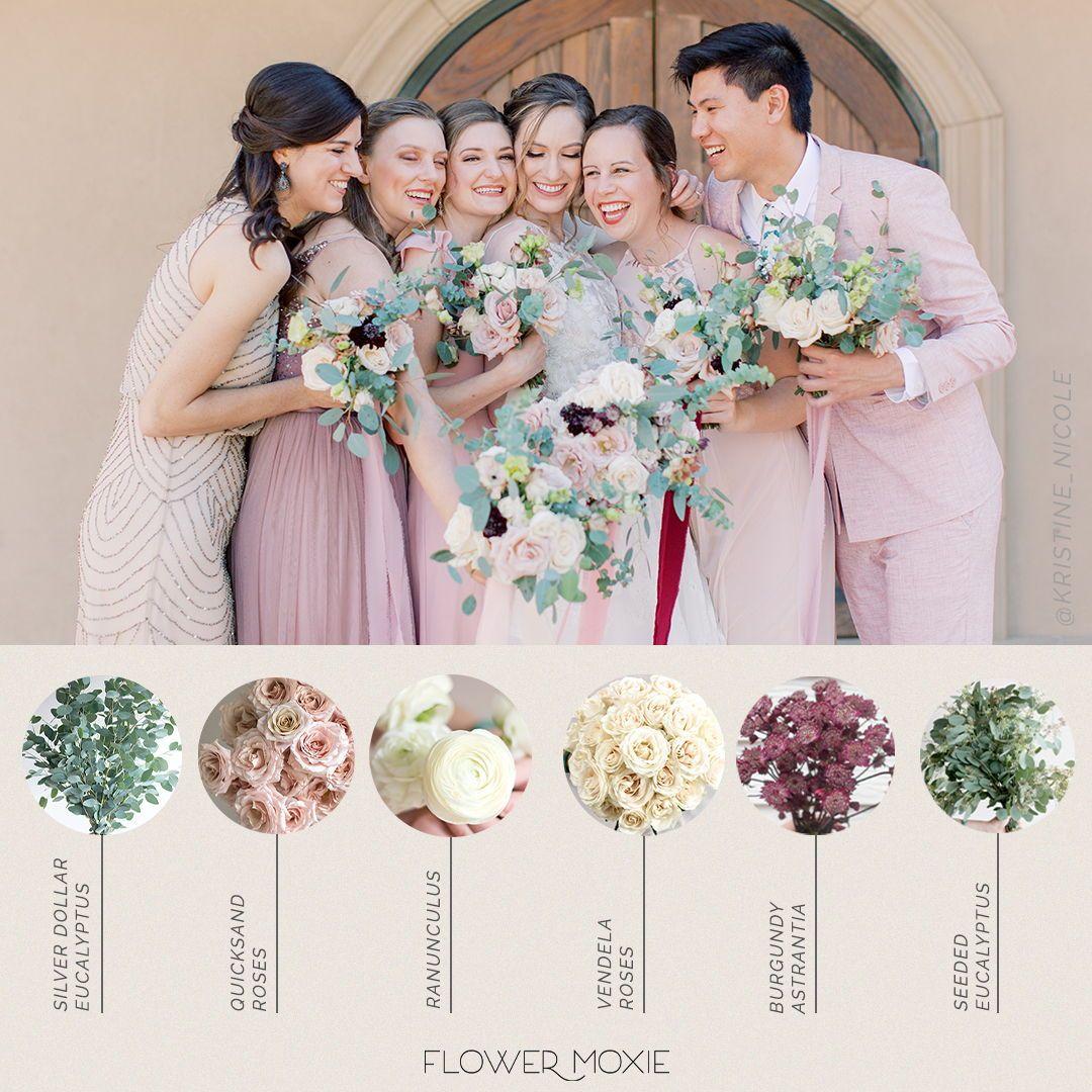 Wholesale Wedding Flower Packages: Photo: Kristine Herman @kristine_nicole