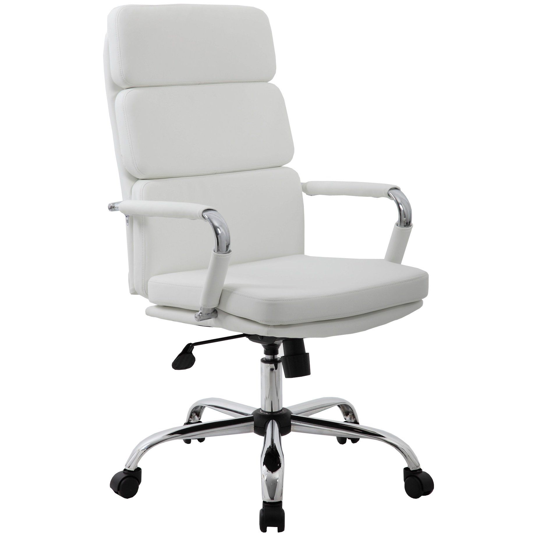 Ava white executive office chairs in 2020 executive