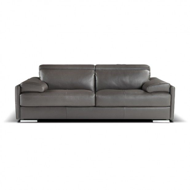 calia italia div 902 leather sofa crave furniture