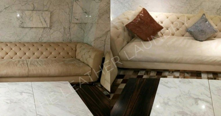 Leather Sofa Cleaning Service Mumbai Performs The Work Precisely Clean Sofa Sofa Cleaning Services Leather Sofa