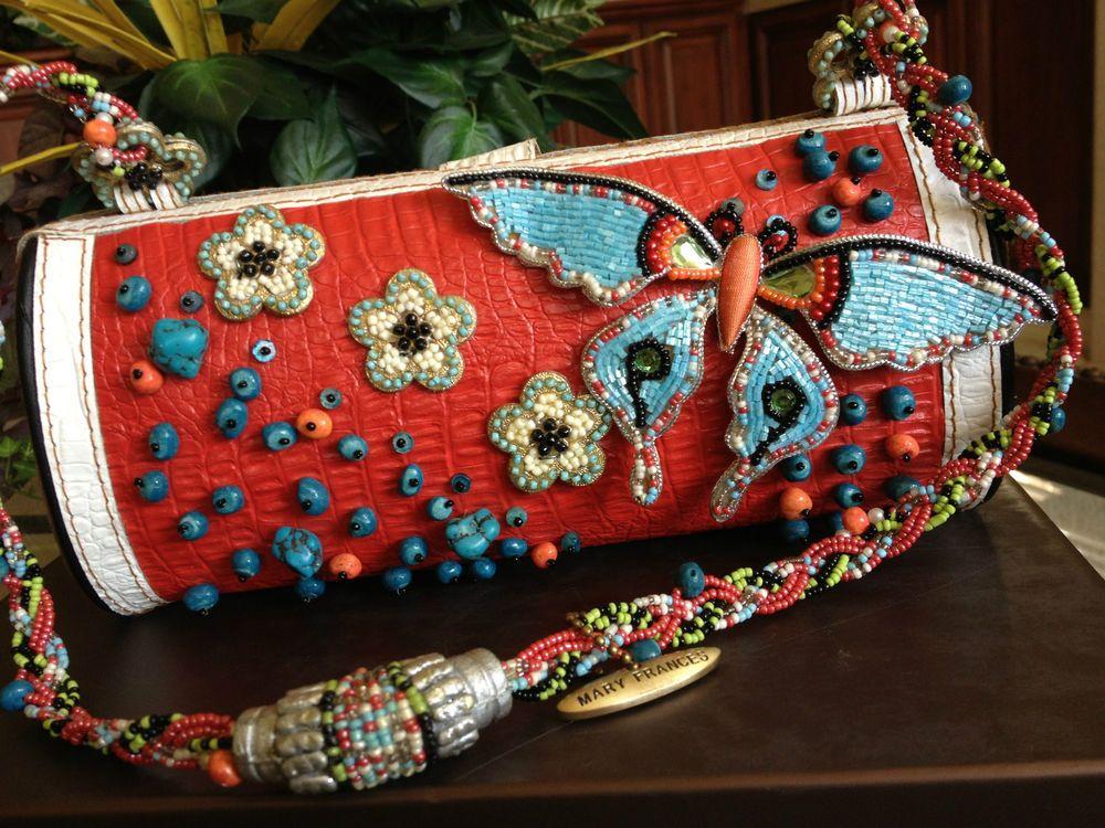 Canvas Shoulder Bag Flower Fossil Handbags Purses Ebay