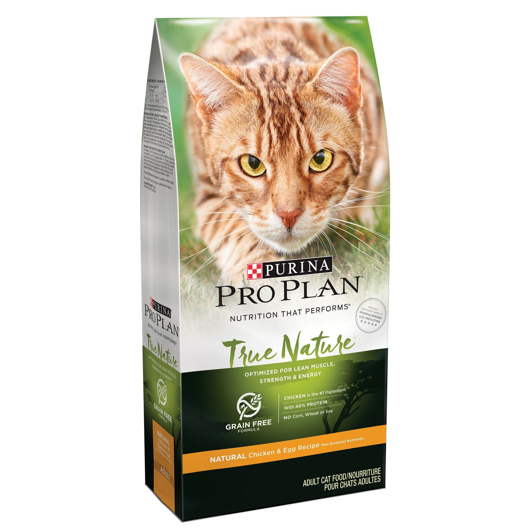 Purina Pro Plan True Nature Natural Chicken Egg Recipe Adult Dry