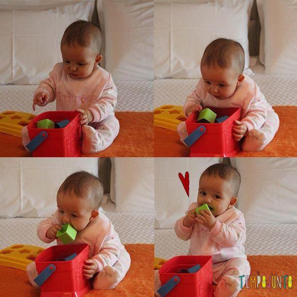 10 Brincadeiras Para Bebes De 6 A 12 Meses Com Imagens