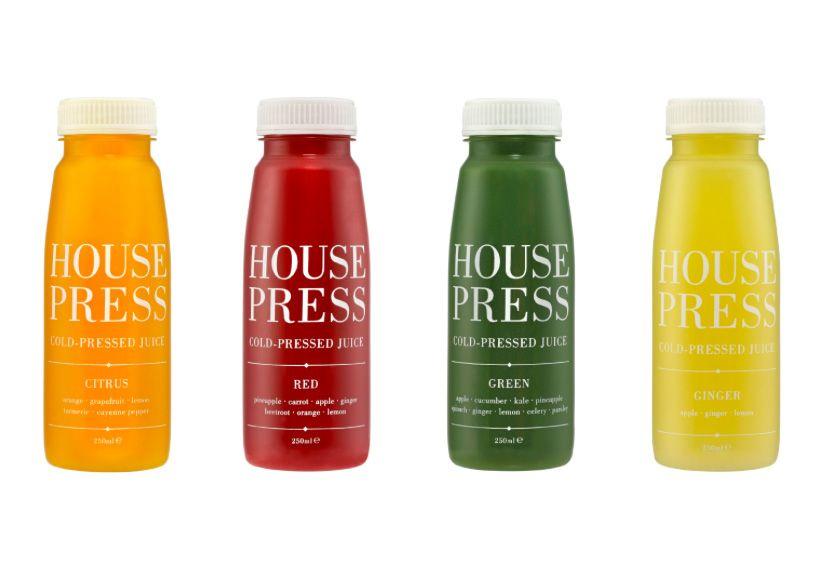 Natural Juices Pressed