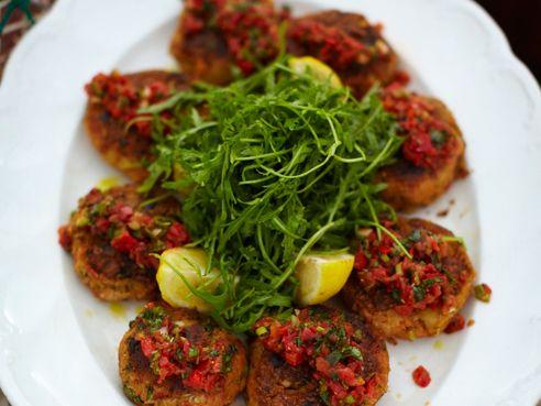 Jamie Oliver Crab Cakes Eat Meal Ideas Pinterest Jamie