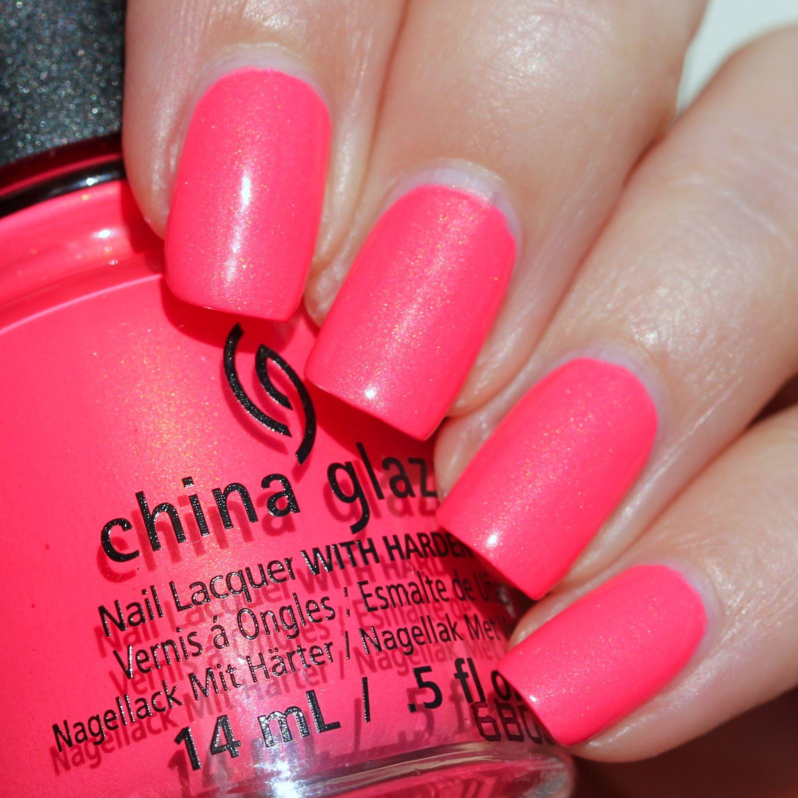 china glaze sverige