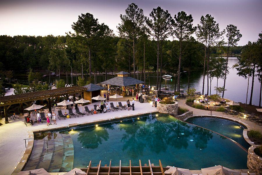 Reynolds Lake Club Amenity Center Pool Complex Pool
