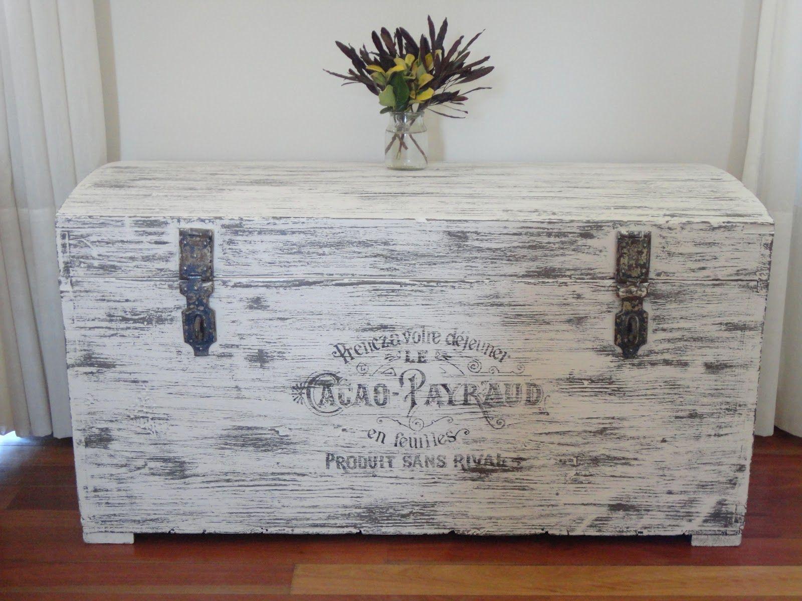 Hallazgo 1 ba l ba l pintado ba l y pintar - Pintar muebles estilo vintage ...