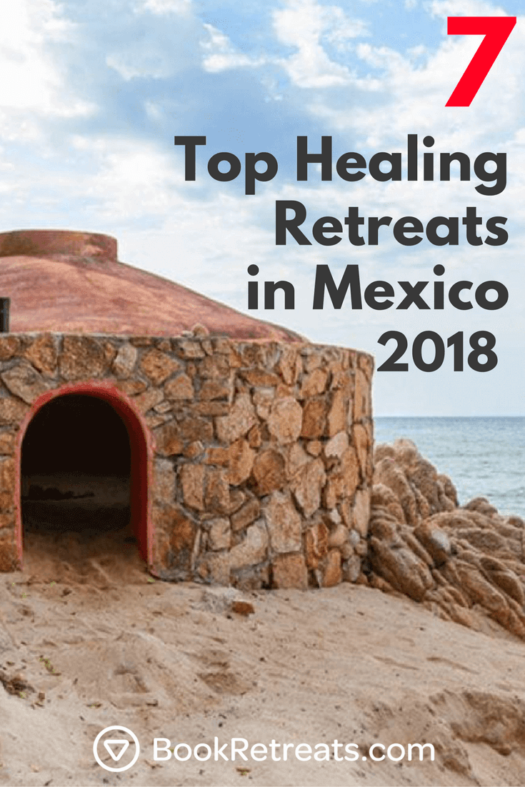 Looking for the best healing yoga retreats in Mexico for 2018? Click to see the seven best yoga retreats in Mexico for your upcoming yoga holiday.