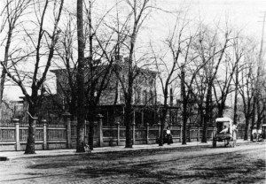 Pardee Mansion, Hazleton, PA