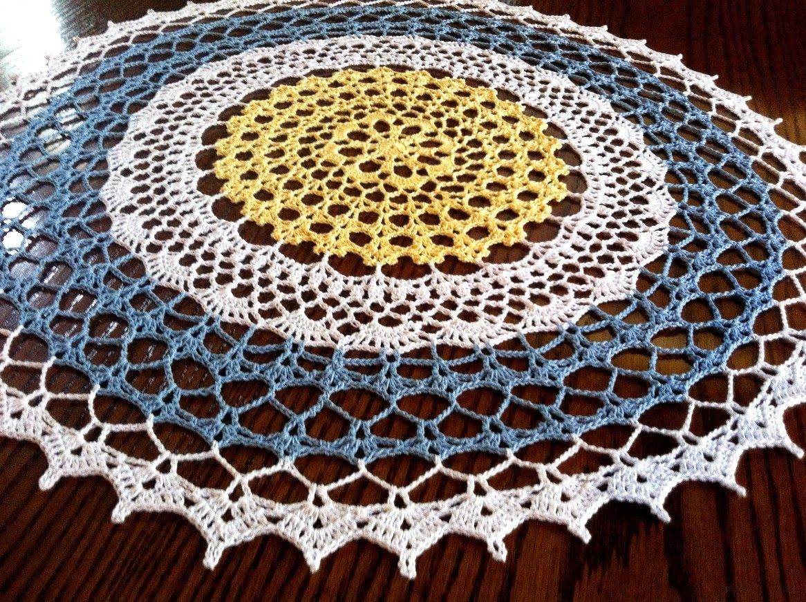 Pattern: Graph from Pink Rose Crochet Size: 22\