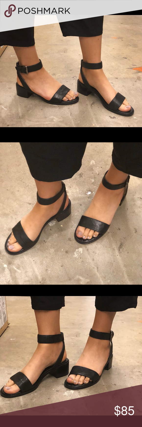 Frye Cindy 2 Piece Sandals size 8.5