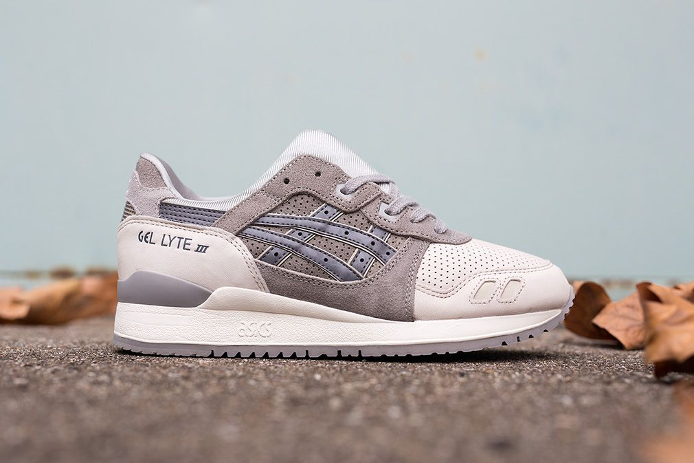 "Asics Gel-Lyte III ""Grey Christmas"""