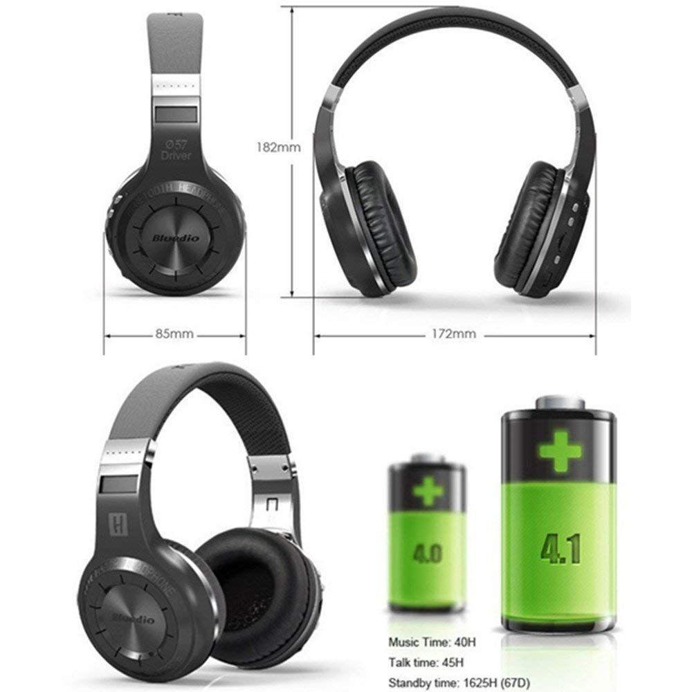 Amazon.com  TechCode Headphones Wireless 60bfbf3bc9e2