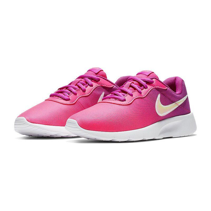 be6f7d14b9 Nike Tanjun Print Girls Running Shoes Lace-up - Big Kids in 2019 ...