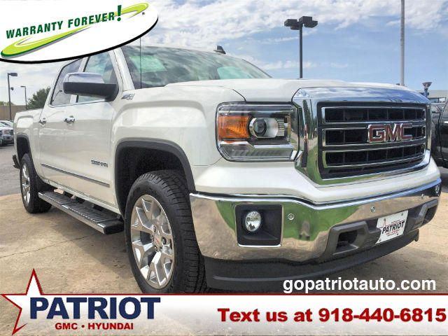 2015 Gmc Sierra 1500 For Sale In Bartlesville 3gtu2vecxfg438704