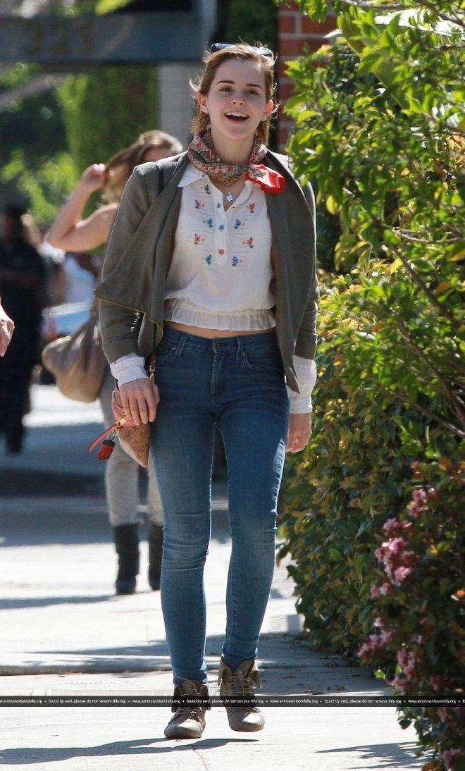 Emma Watson Style Buscar Con Google Style Casual Pinterest Emma Watson Emma Watson Fan