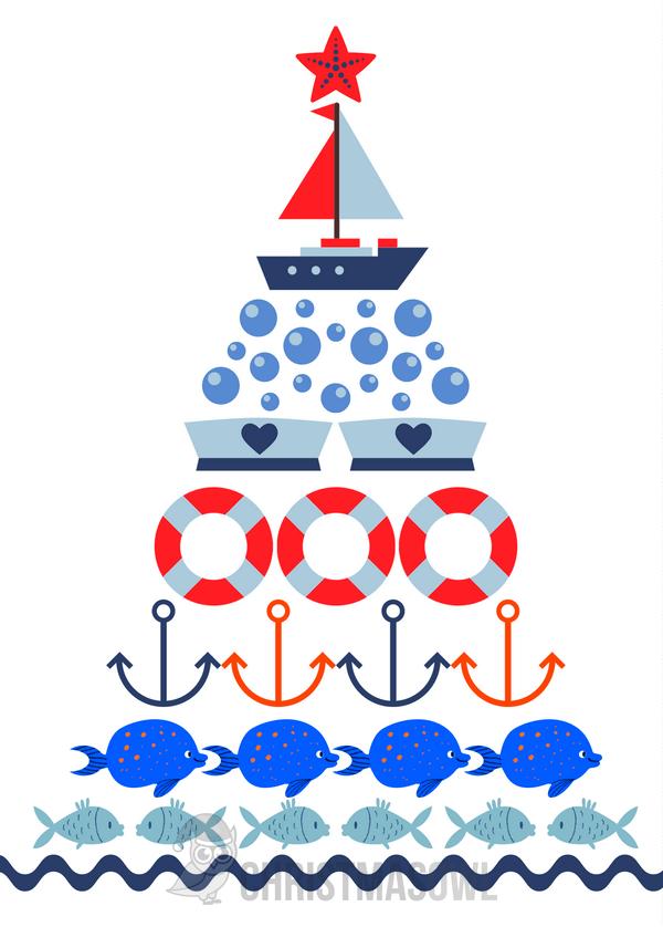 Nautical Christmas Theme.Pin By Muse Printables On Christmas Printables At