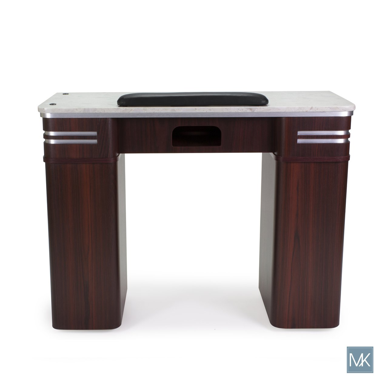 Mayakoba Avon I Manicure Table with Vent Salon furniture
