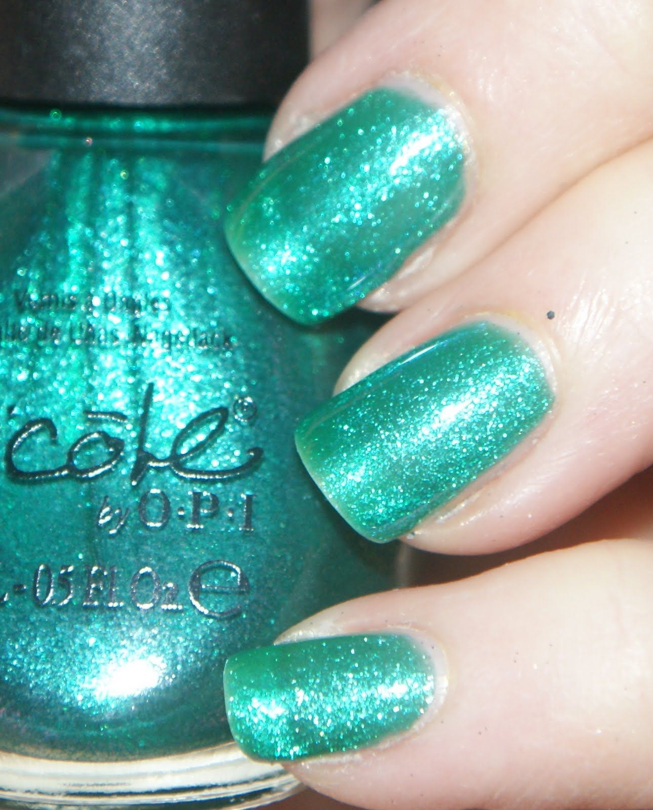 SOLD - Nicole by OPI Iceberg Lotus. 1 full mani. $4 | Have Neat ...