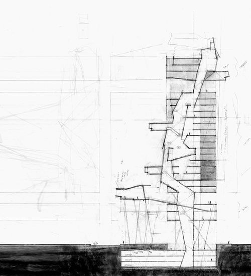 Conceptsketch BMCC VERTICAL CAMPUS By Javier Galindo