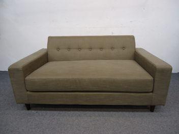 Peachy Trademe Finn 50S Style 2 Seater Sofa 700 00 Lounge 2 Bralicious Painted Fabric Chair Ideas Braliciousco