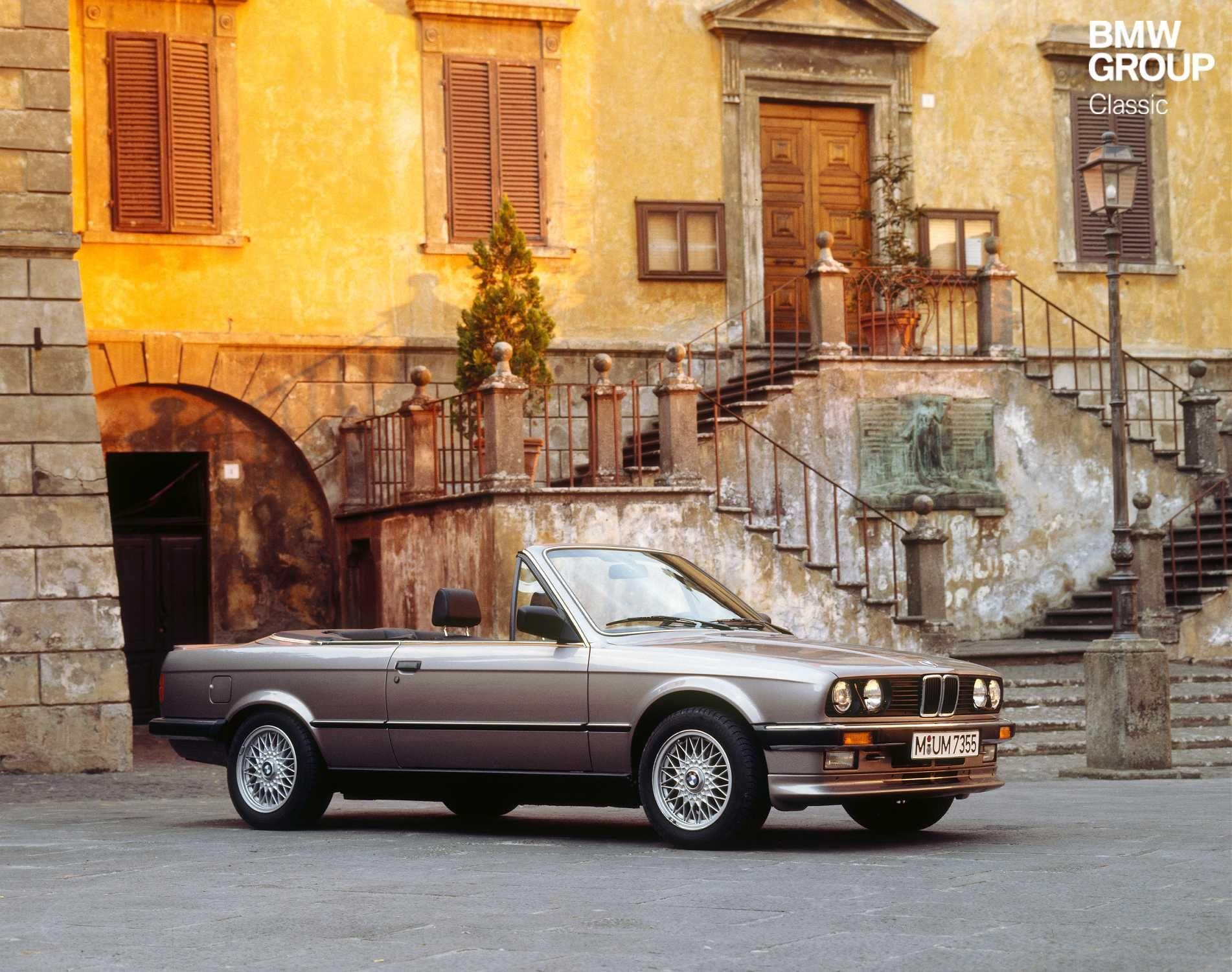 BMW E30 Cabrio BMW e30 Pinterest