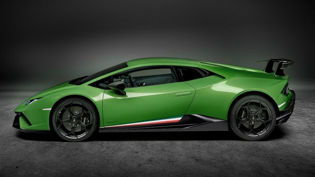 New 2017 Lamborghini Huracan Performante First Look