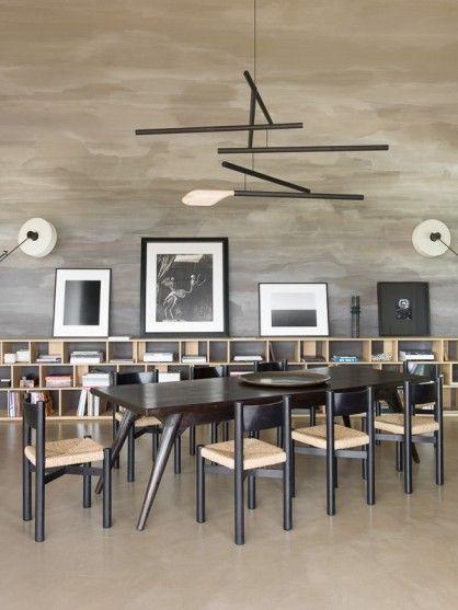 Une salle à manger sublime par Jean Louis Deniot! décoration d - salle a manger louis