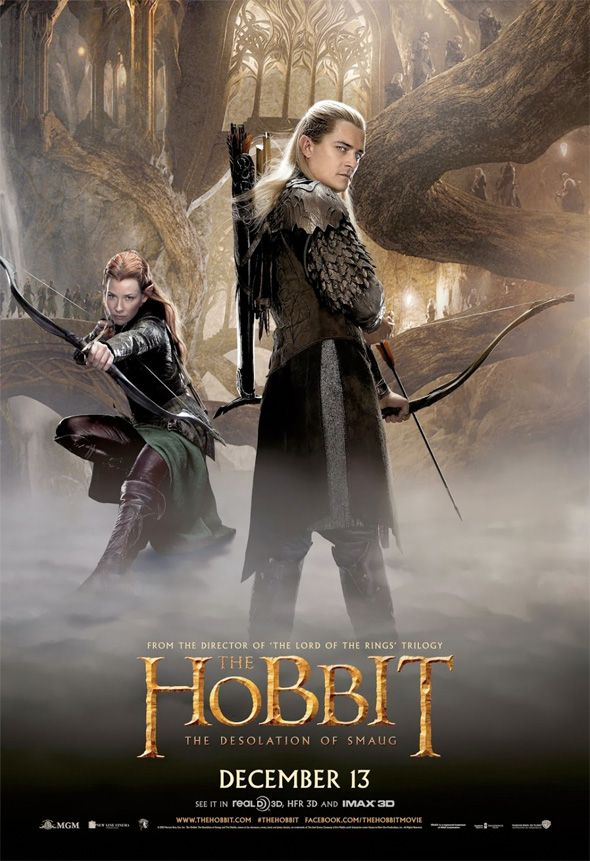 The Hobbit The Desolation Of Smaug The Hobbit Movies The
