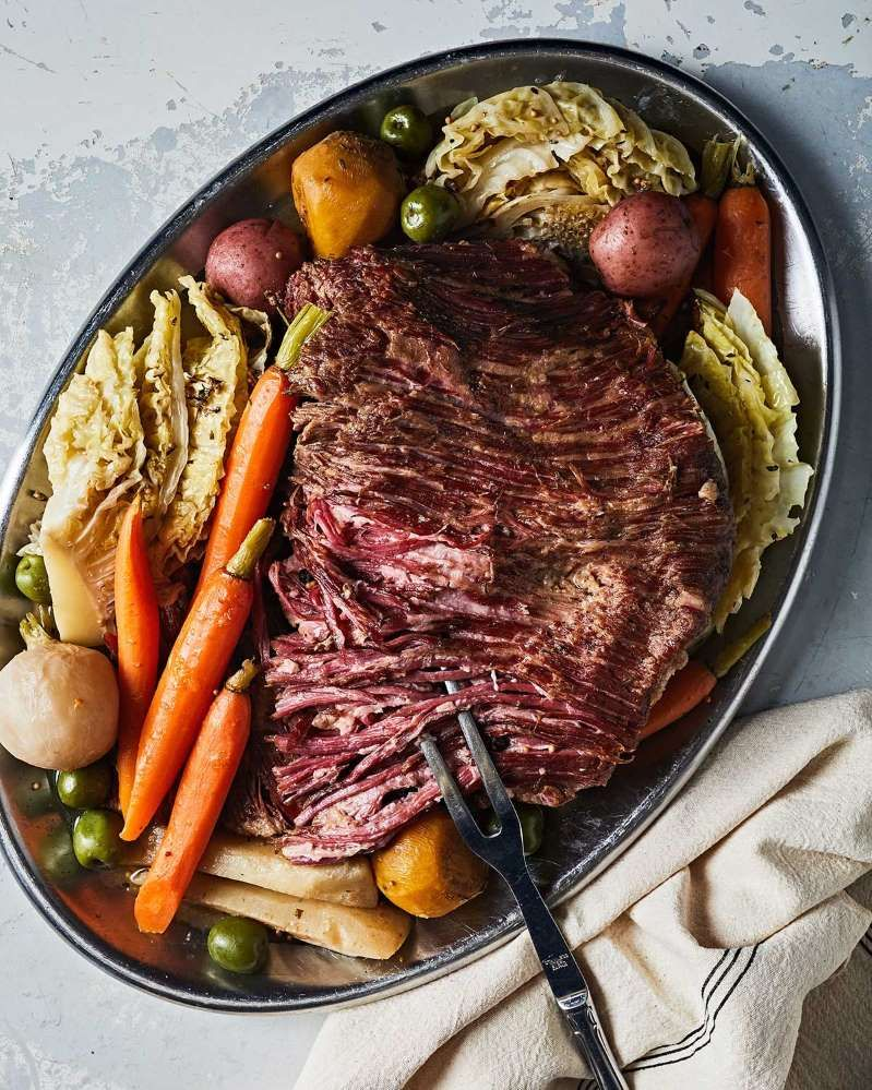 Giving Corned Beef And Cabbage A Much Needed Update Corn Beef And Cabbage Cabbage Recipes Best Cabbage Recipe