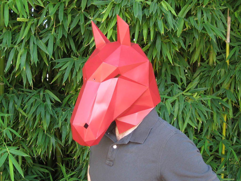horse mask halloween pinterest halloween masks horse mask and