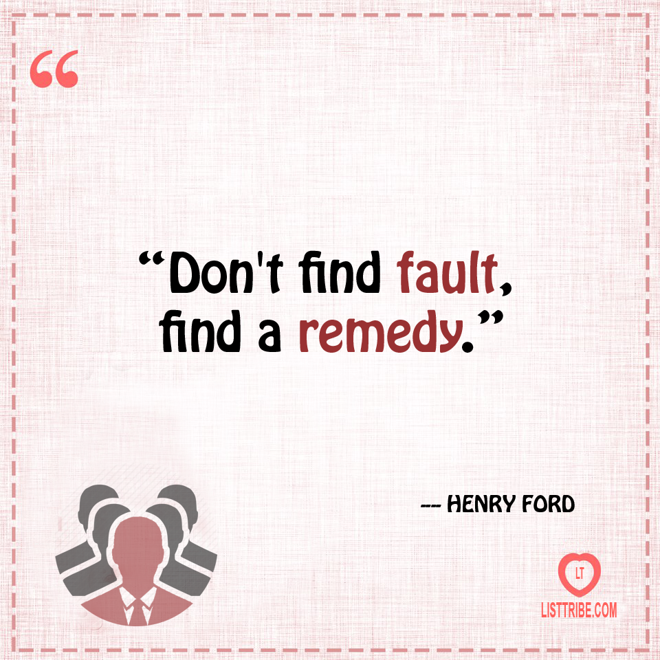 Leadership Quotes Henry Ford's Quote Regarding The Leadership Leadership