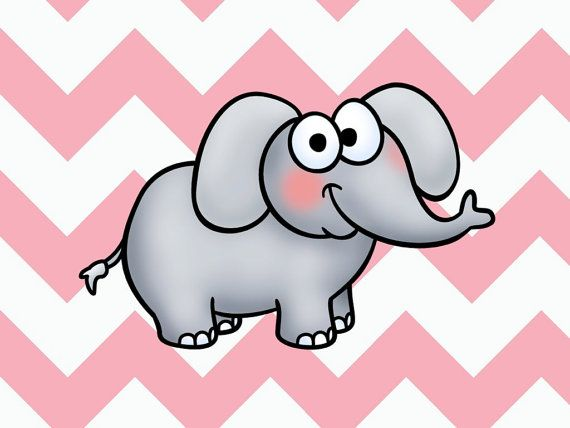 INSTANT DOWNLOAD Chevron Animal Room Wall by TimeTwoTeach on Etsy, $6.00