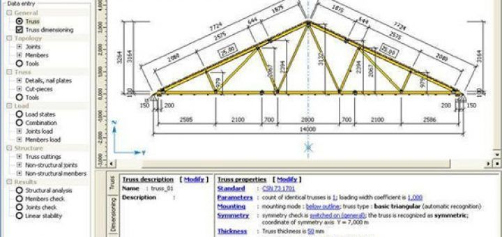 Truss4 Construction Software For Structural Design
