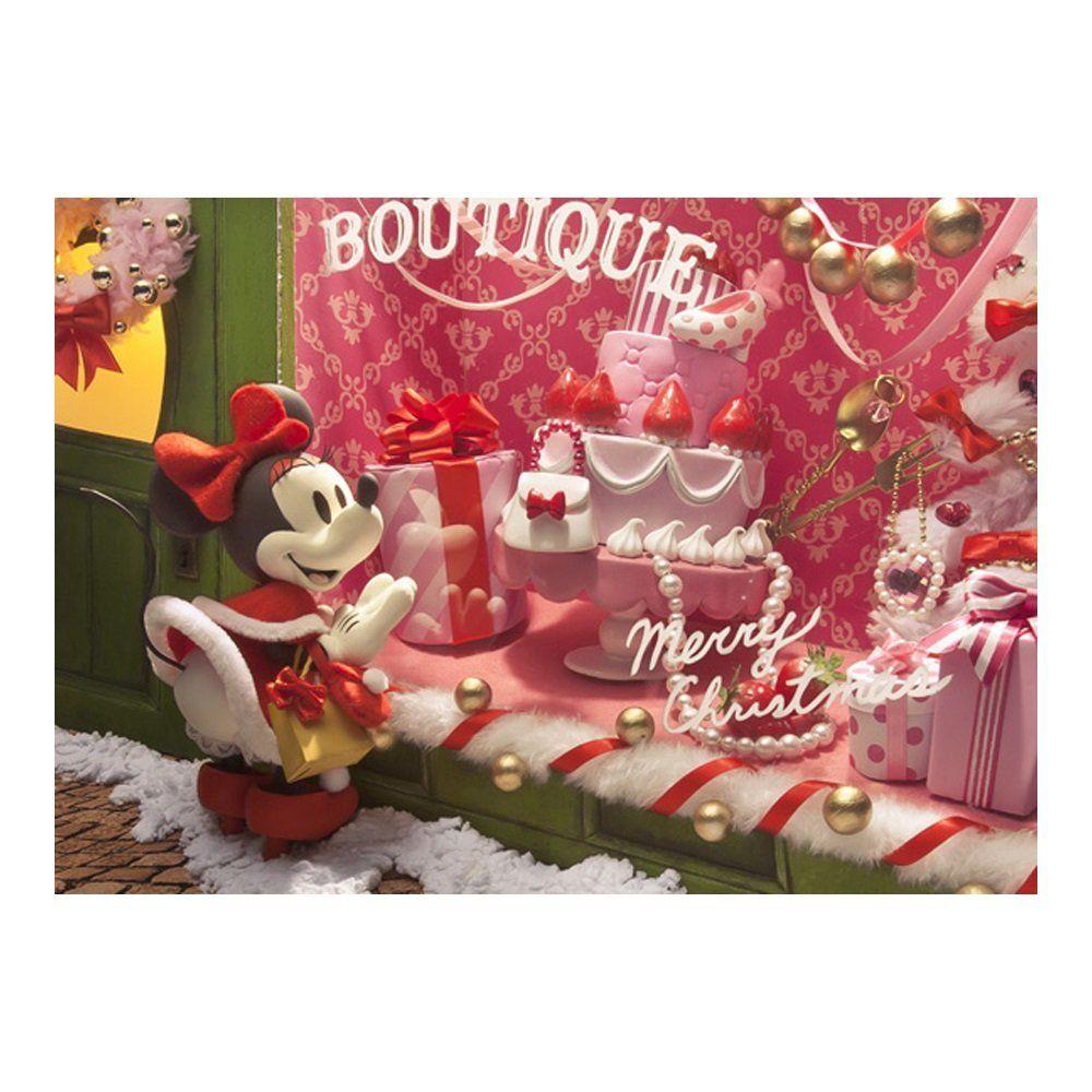 amazon | ダイゴー ディズニー sisa 3dポストカード クリスマス