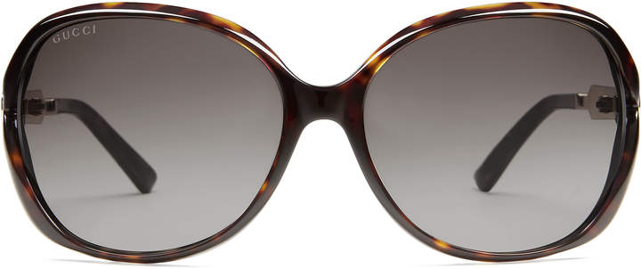 Gucci Oversize round-frame acetate and metal sunglasses Round Frame,  Sunglasses Women, Women s deec71dbbf65