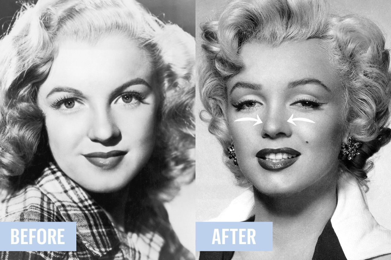 The Pre-Plastic-Surgery Era: 8 Weird Ways Old Hollywood Stars