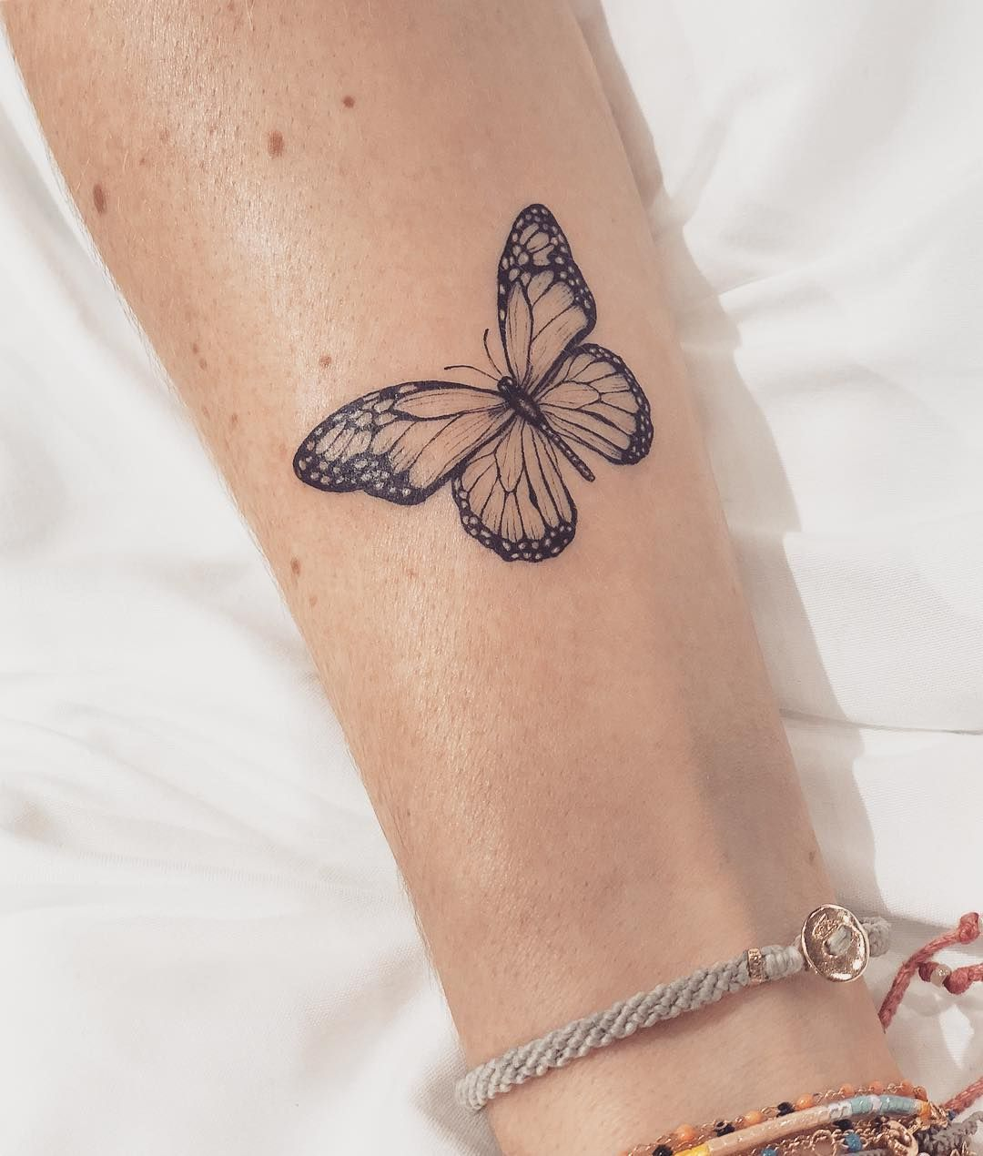 "Photo of Carla R. on Instagram ""A Monarch butterfly for beautiful Jessica in memory of …"